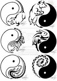 Ying Yang Tattoo Ideas 417 Best Ying U0026 Yang Images On Pinterest Yin Yang Tattoos