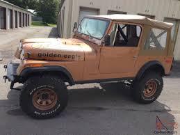 jeep golden eagle for sale jeep cj7 golden eagle cj 7 automatic v8 80 restored nice