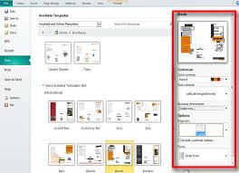 8 best images of publisher brochure templates publisher brochure