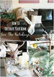how to decorate your home for the holidays with big lots revel