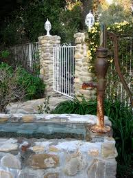 antique water pump fountain add a water feature or fountain to