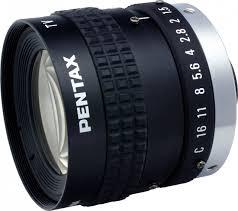 8 5 mm c mount lens pentax c815b kp ricoh fl cc0815b vg 1 5