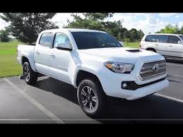toyota trd package tacoma 2017 toyota tacoma trd sport 4x4 tour start up at massey