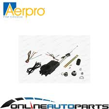 fully auto power antenna landcruiser 1990 2006 aerial 80 100