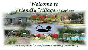 Mobile Homes For Rent In Maine by Friendly Village Homes For Sale