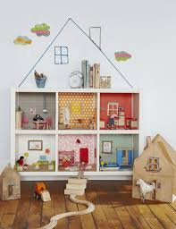 Doll House Bookcase Diy Bookcase Dollhouse Honest To Nod