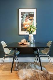 rug under kitchen table dining room contemporary with breakfast