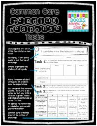 bunting books and bright ideas reading response tasks i u0027m