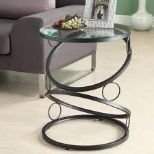 Ceramic Accent Table Inspiring Modern Accent Tables For Living Room Using Metal Frame