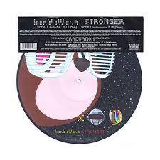 graduation vinyl kanye west stronger vinyl single release date album