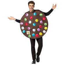Candy Costumes Halloween Bomb Candy Crush Color Bomb Costume