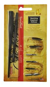 speedball pen sets at guiry u0027s color source