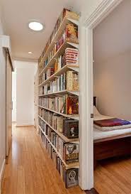 Best  Apartment Bookshelves Ideas On Pinterest Bookshelves - Design small spaces apartment