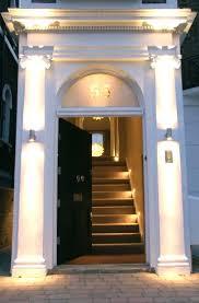 Front Door Light Fixtures by Front Door Lighting Ideas Outdoor Light Fixture Colonial Home