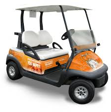 cart wrappers golf course advertising cw wraps