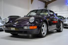 porsche 964 wide body used porsche 964 30 jahre jubilee edition jzm limited showroom