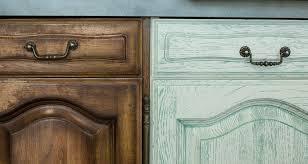 peinture meuble bois cuisine effet peinture bois vannes rennes lorient bretagne