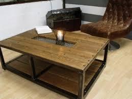 Meuble Style Industriel Pas Cher by Indogate Com Table De Salon Industriel