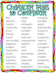 Personal Qualities To Put On A Resume Best 25 Character Traits List Ideas On Pinterest Character