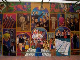 El Mural by Apuntes Sobre El Arte Oficial En El Salvador El Muralismo La