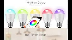 smart wifi color led bulb color led bulb led smart bulb led