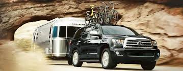 how much can a toyota tow how much can the 2016 toyota sequoia tow
