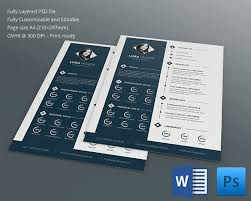Skills Resume Templates Psd Resume Template U2013 51 Free Samples Examples Format Download