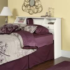 furniture home bookcase headboard queen bedroom set kids bed