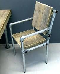 bureau industriel pas cher chaise style industriel pas cher bureau industriel pas cher chaise