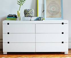 Grey Bedroom Dressers by Furniture Nice White Dresser For Placed Modern Middle Room