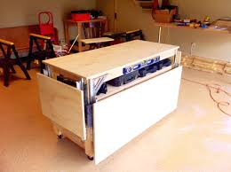 Plans For A Garage by How To Build A Garage Workbench Diy Plans Ideasgarage Ideas