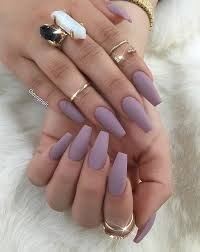 spectacular matte color nail polish nail arts and nail design ideas