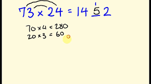 digit math fast math trick how to multiply 2 two digit numbers why it
