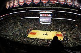 Verizon Center Washington Dc Map by Capital One Arena Section 416 Washington Wizards Rateyourseats Com