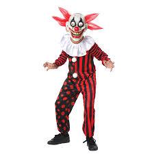 boy u0027s googly eye clown costume