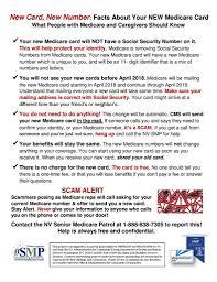 new medicare card fact sheet u2013 sara