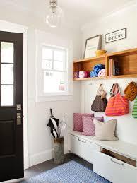 Storage Ideas For Living Room by Mudroom Storage Ideas Hgtv