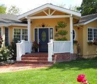paint my house online ranch home exterior remodel before and after