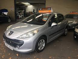 used peugeot 207 sport 1 4 cars for sale motors co uk