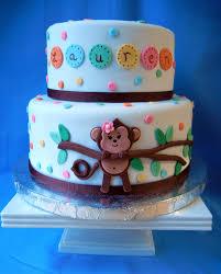 Baby Boy Monkey Theme Photo Jungle Monkey Baby Shower Theme Image