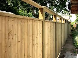 backyard fence installation robert cripps contracting