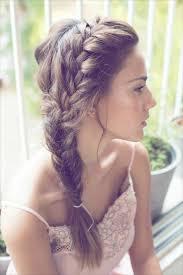 Coole Frisuren F Lange Haare M臈chen by Ganz Toller Zopf Braunes Haar Harre Braune Haare