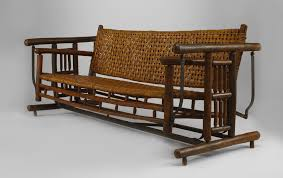 Glider Porch Furniture Cool Porch Glider For Your Outdoor Patio Ideas