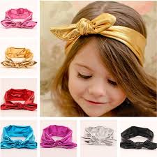 knot headband retail 2017 new headwrap metallic gold knot headband kids