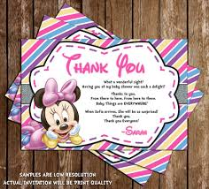 novel concept designs minnie mouse baby baby shower