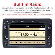 avec radio romeo 159 lecteur dvd système de navigation gps avec radio tv