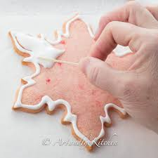 how to decorate cookies with royal icing art and the kitchen
