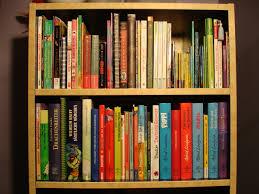 home tour the nursery new style colorful children kid bookshelf