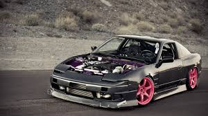 street drift cars car nissan 240xs wallpaper 1920x1080 16413