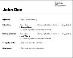 Examples Of Best Resumes by Resume Examples Basic Resume Examples Basic Resume Outline Sample